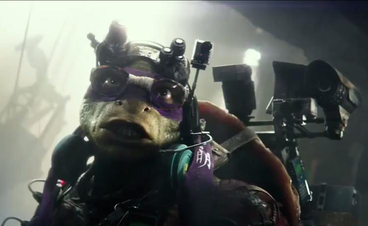 tortugas ninja donatello