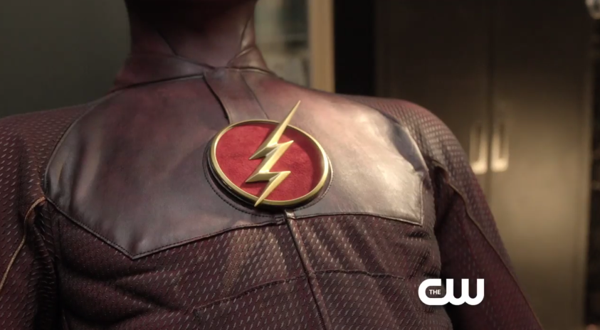 trailer serie flash