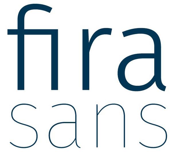 1.Fira-Sans