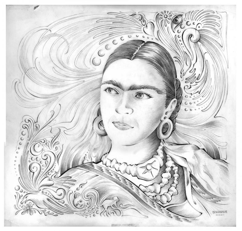 Cerveza Bohemia Frida Kahlo 5
