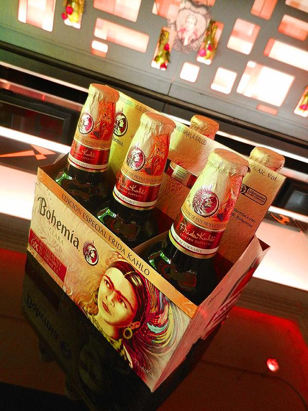 Cerveza Bohemia Frida Kahlo 6