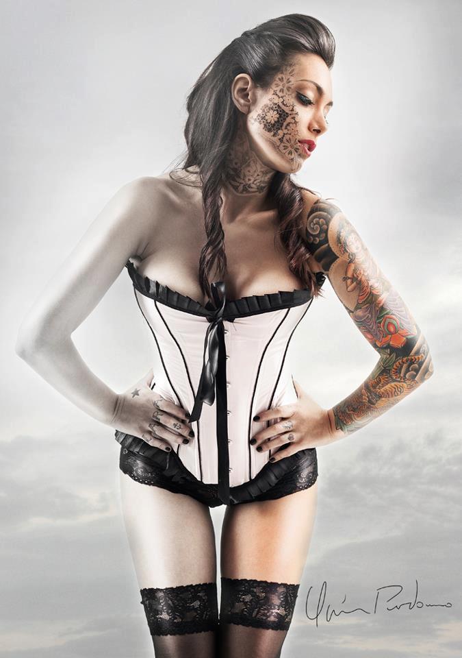 Fotos Alain Perdomo tatuajes 1