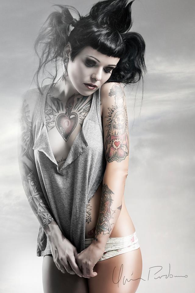 Fotos Alain Perdomo tatuajes 3