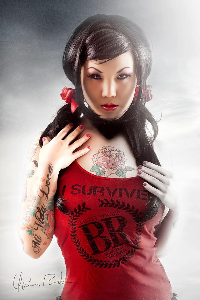 Fotos Alain Perdomo tatuajes 4