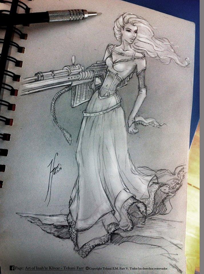 Ilustraciones Tehani Farr 7