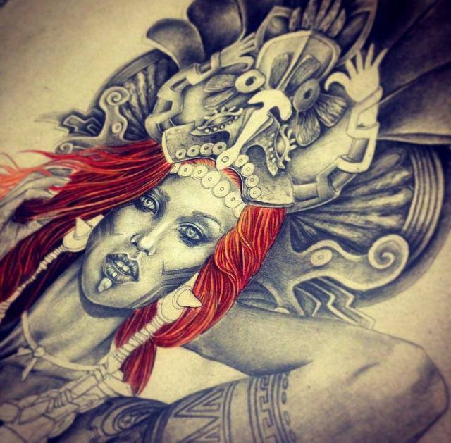 Ilustraciones Tehani Farr 8