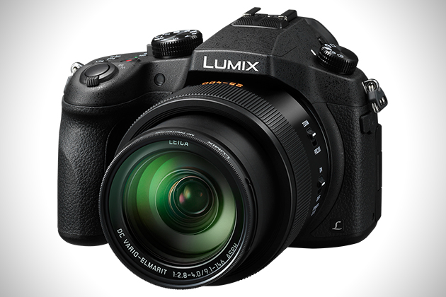 Lumix DMC-FZ1000 de Panasonic 2