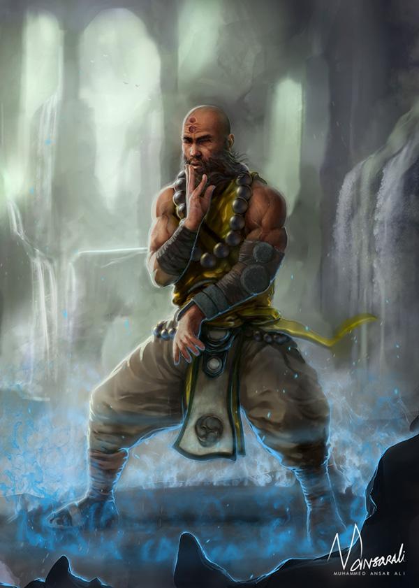 Muhammed Ansar diseño digital Diablo 3