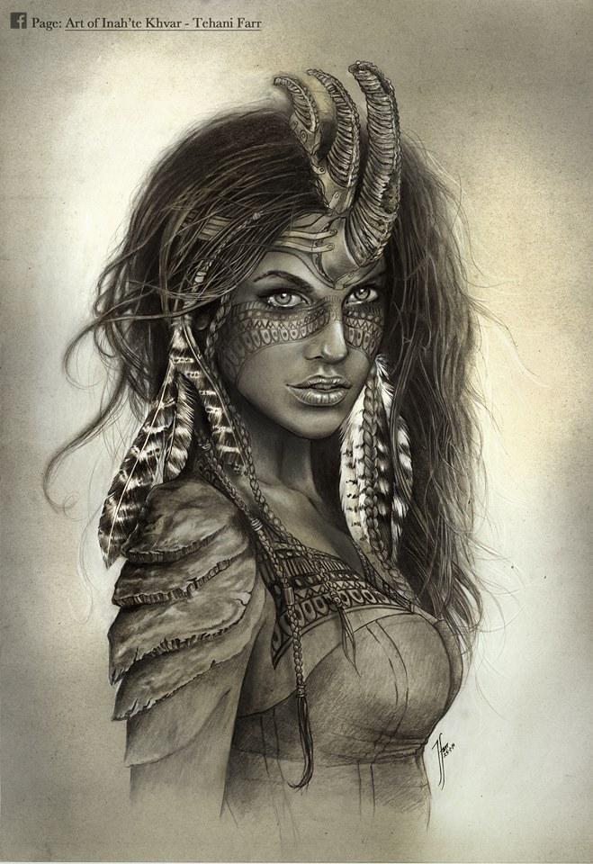 Pinturas Tehani Farr 1