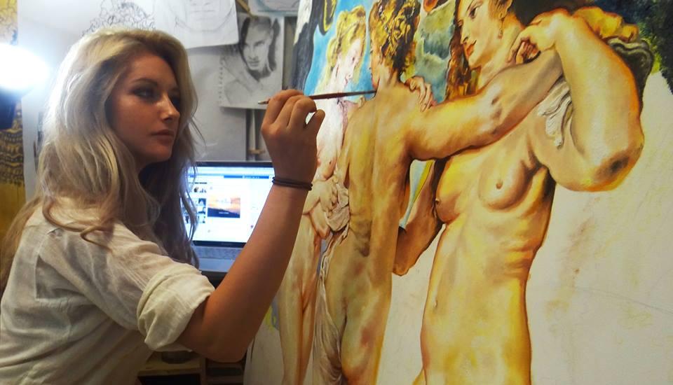 Pinturas Tehani Farr 4