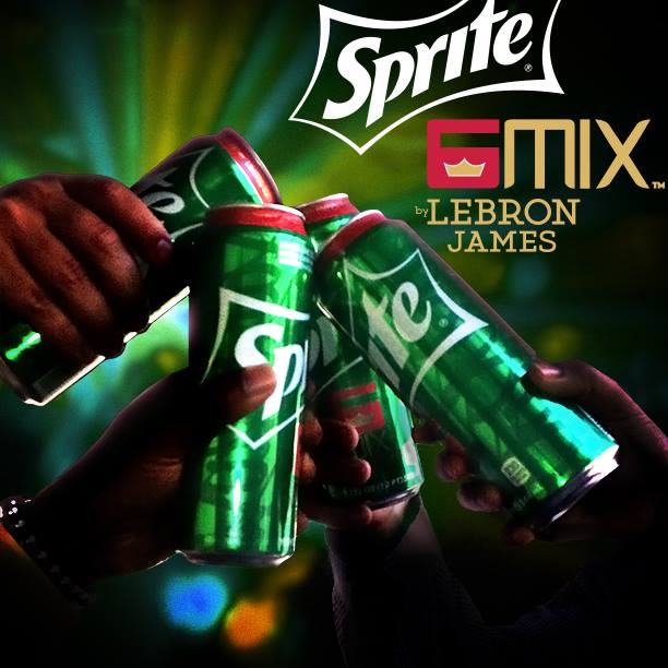 Sprite 6 Mix 6