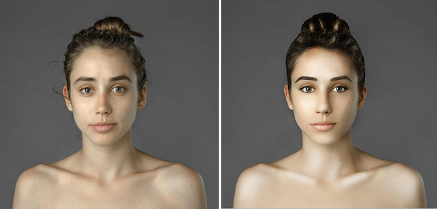 before and after esther honing reino unido