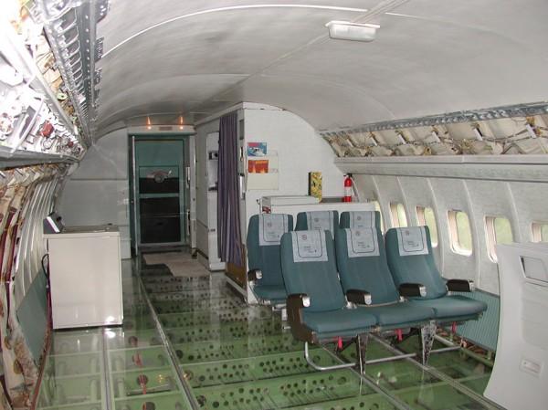 boeing 727 convertido en casa 6