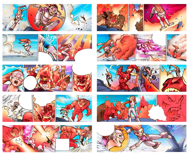dibujos ilustraciones pepe larraz 8