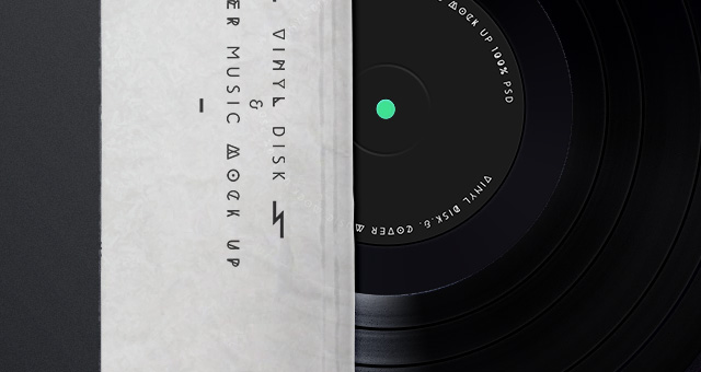 disco vinil mockup 2