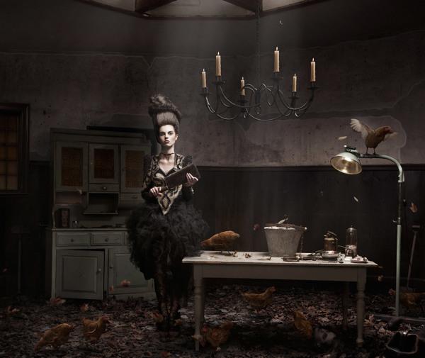 foto conceptual Dean West 3
