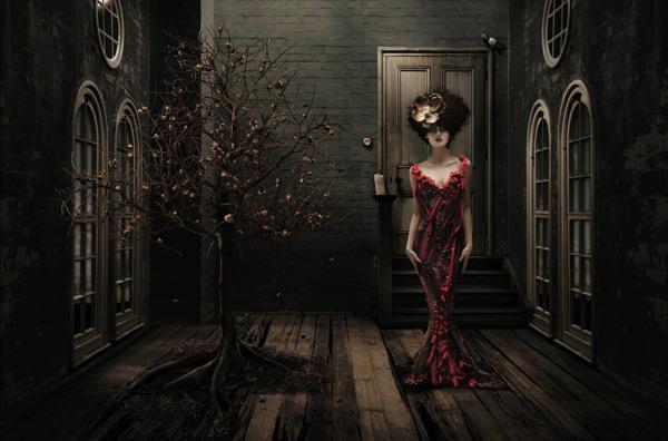 foto conceptual Dean West 4