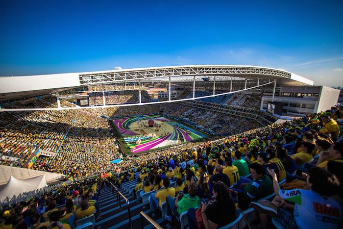 BRAZIL SOCCER WORLD CUP 2014