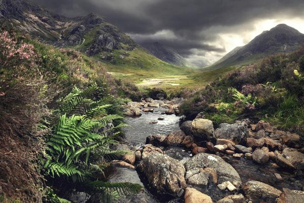 fotos paisajes de escocia 2