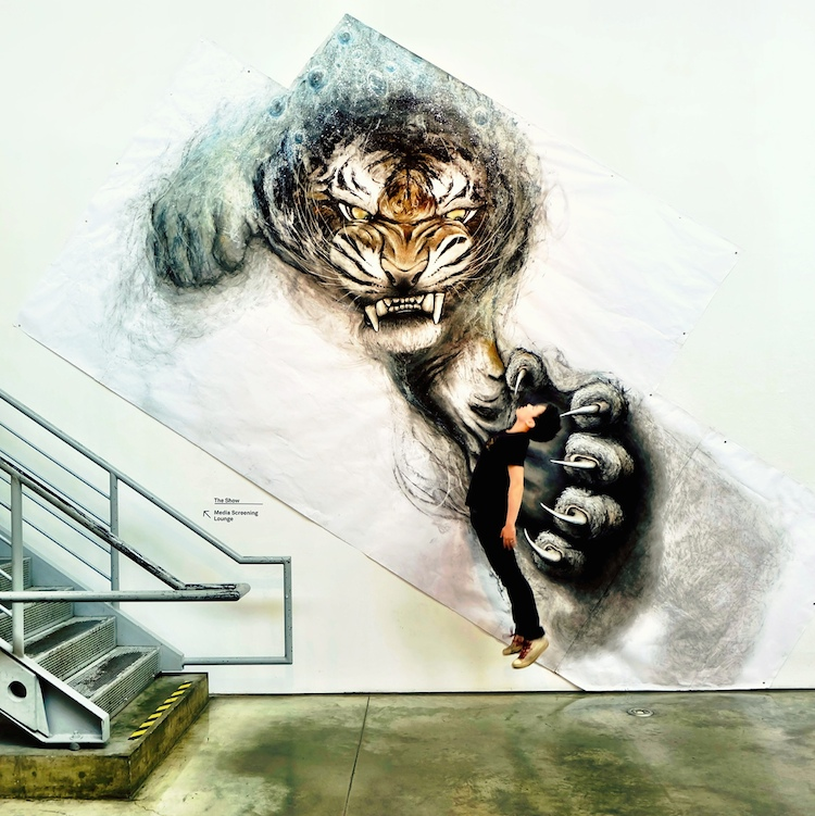 ilustraciones 3D animales Fiona Tang 1