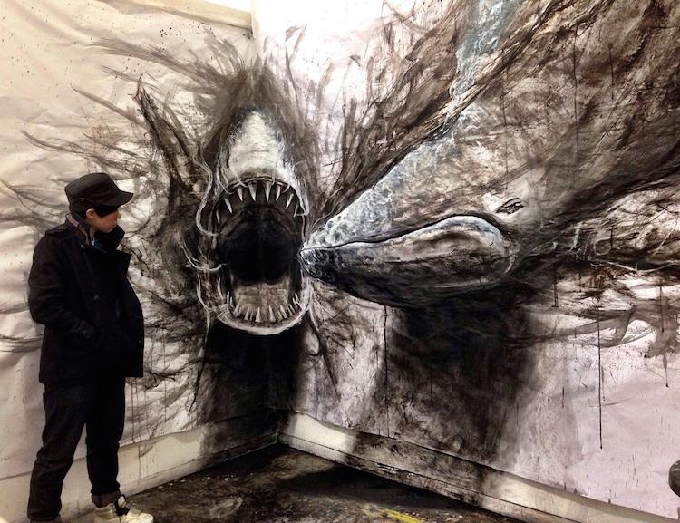 ilustraciones 3D animales Fiona Tang 2