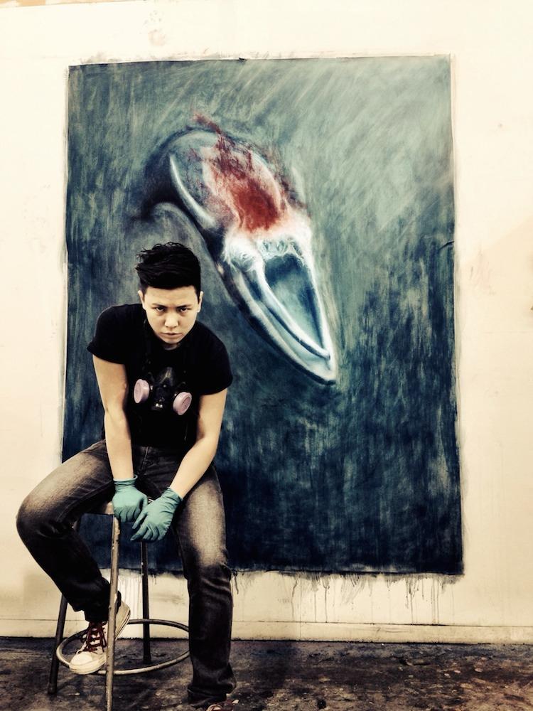 ilustraciones 3D animales Fiona Tang 5