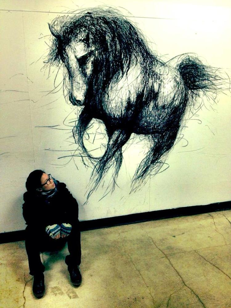 ilustraciones 3D animales Fiona Tang 7