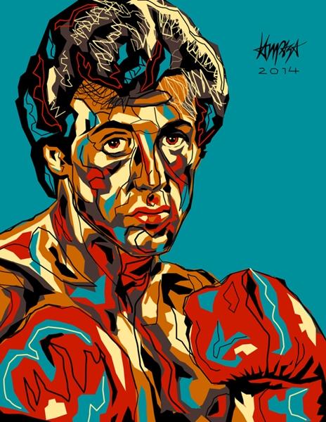 Sylvester Stallone (Rocky Balboa)