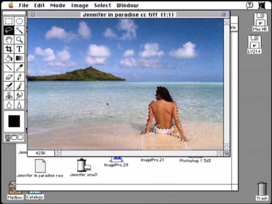 primer demo photohop