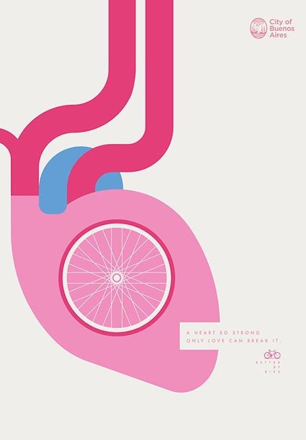 publicidad bicicleta buenos aires 3