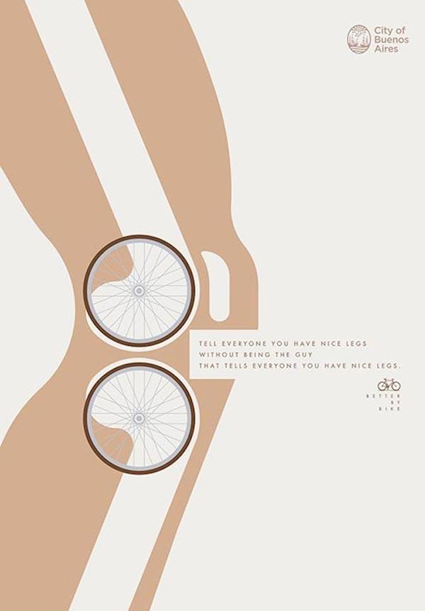 publicidad bicicleta buenos aires 5