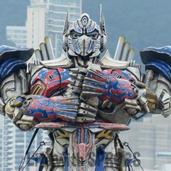 transformers 4 estatus de optimus prime 3