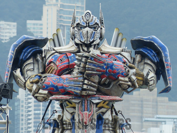 transformers 4 estatus de optimus prime 3