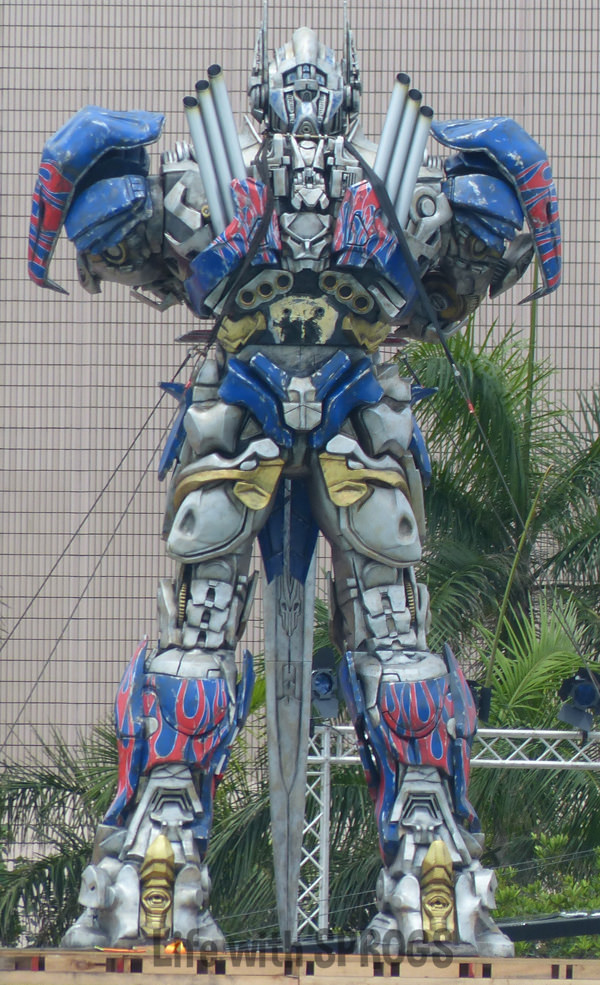 transformers 4 estatus de optimus prime 4