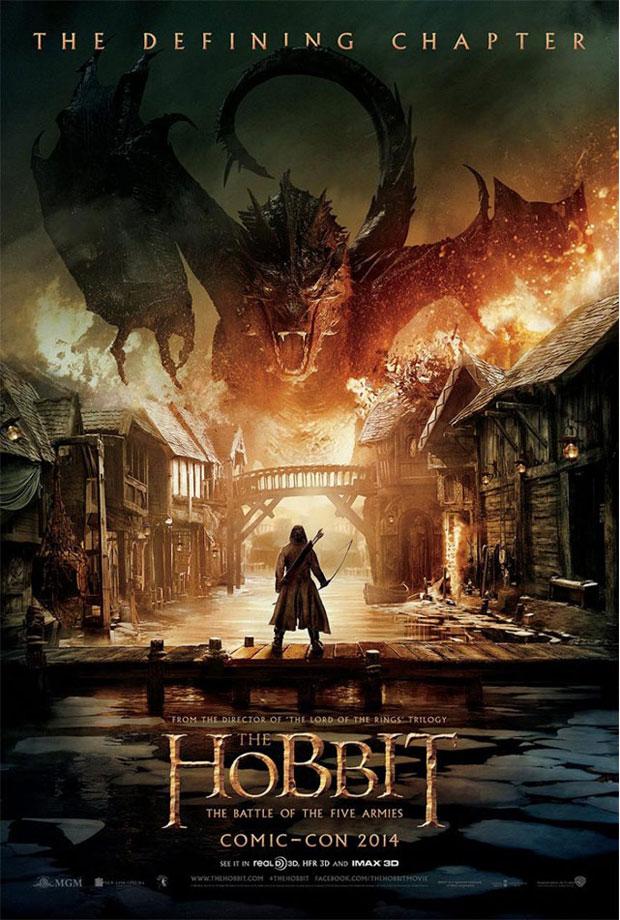 El Hobbit- La Batalla de los Cinco Ejércitos