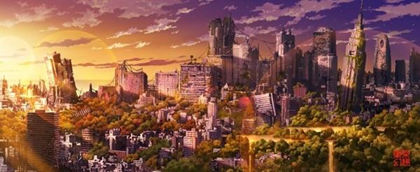 Izakaya Genso tokio apocalipsis 2