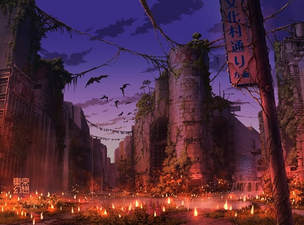 Izakaya Genso tokio apocalipsis 6