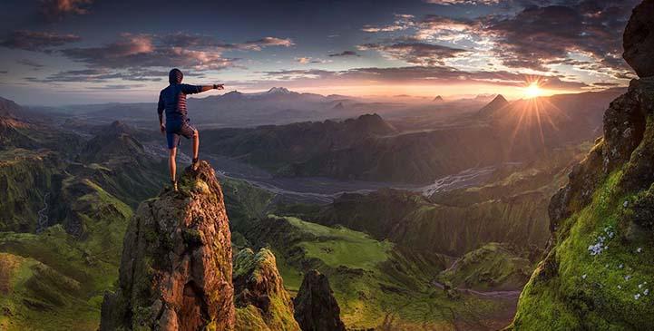 Max Rive fotografías paisajes montañas 11