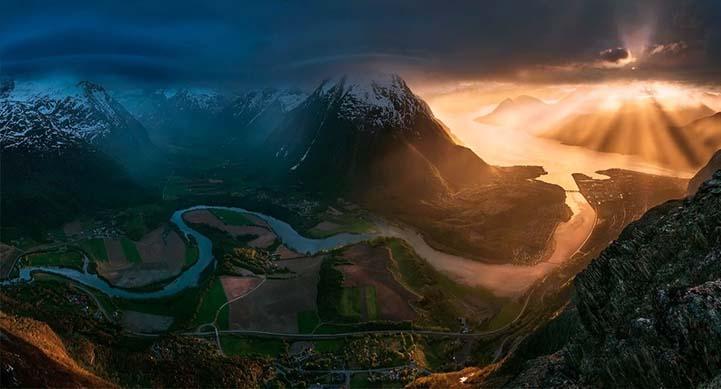 Max Rive fotografías paisajes montañas 2