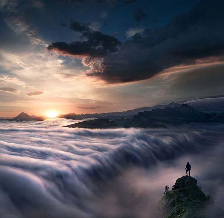 Max Rive fotografías paisajes montañas 3