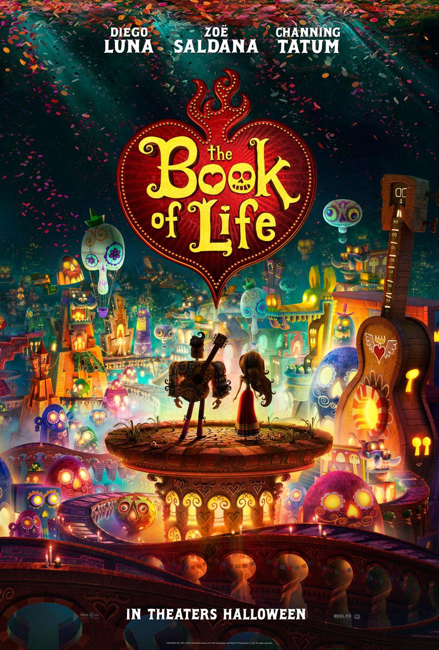 Poster El Libro de la Vida 1