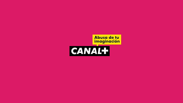 branding canal plus