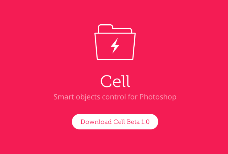 cell photoshop plugin