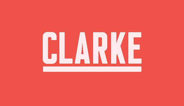 Clarke por Dominic Krostscheck de Austria