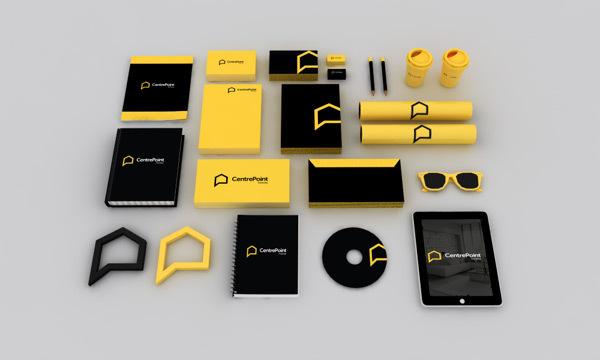 diseño bienes raices elementos de identidad