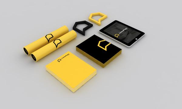 diseño bienes raices papeleria