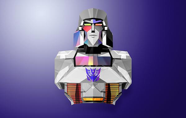 helmetica transformers