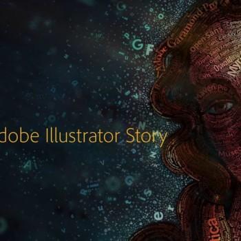 historia adobe illustrator