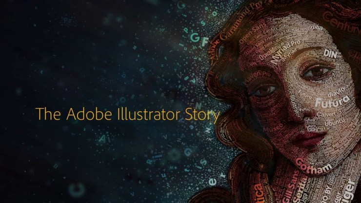 historia adobe illustrator