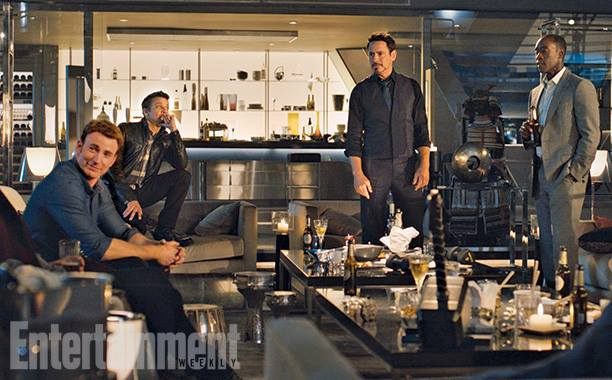 imagenes oficiales Avengers Age of Ultron 9